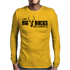 I Like Big Bucks And I Cannot Lie Mens Long Sleeve T-Shirt