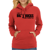 I Like Big Bucks And I Cannot Lie Womens Hoodie