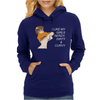 I Like My Women Nerdy, Dirty & Curvey Womens Hoodie