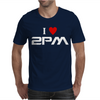 I Love 2pm Mens T-Shirt