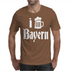 I Love Bayern Mens T-Shirt