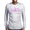 I Love Bike Mens Long Sleeve T-Shirt