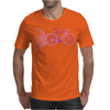 I Love Bike Mens T-Shirt