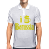 I Love Borussia Mens Polo