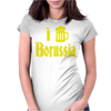 I Love Borussia Womens Fitted T-Shirt