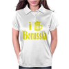 I Love Borussia Womens Polo