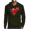 I love Boys and girls Mens Hoodie