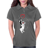 I LOVE FRENCHIES Womens Polo