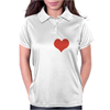 I Love Haters Womens Polo