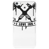 I Love Ink Phone Case