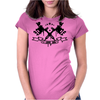 I Love Ink Womens Fitted T-Shirt