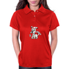 I LOVE INTE Womens Polo