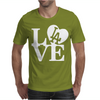 I Love LA Mens T-Shirt