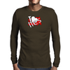 I love Lies Mens Long Sleeve T-Shirt