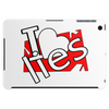 I love Lies Tablet (horizontal)