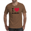 i love maman Mens T-Shirt