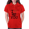 i love me with you by wam Womens Polo