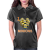 I LOVE MINIONS Womens Polo