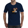 I love my calico kitty cat Mens T-Shirt