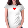 I LOVE MY DILDO Womens Fitted T-Shirt