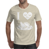 I love Pierogi Mens T-Shirt
