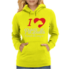 I Love Pitbulls Its People That Annoy Me Womens Hoodie