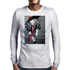 I LOVE  ROCK AND ROLL Mens Long Sleeve T-Shirt