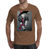 I LOVE  ROCK AND ROLL Mens T-Shirt