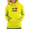 I Love Sleep Womens Hoodie