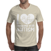 I Love Someone With Autism Mens T-Shirt