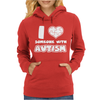 I Love Someone With Autism Womens Hoodie