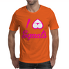 I Love Squats Gym Mens T-Shirt
