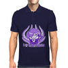 I love Tentacles Mens Polo