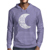 i love you to the moon & back Mens Hoodie
