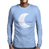 i love you to the moon & back Mens Long Sleeve T-Shirt