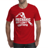 I May Be A Mechanic But I Cant Fix Stupid Mens T-Shirt