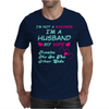 I Not A Widower Mens T-Shirt