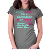 I Not A Widower Womens Fitted T-Shirt