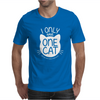 I Only Have One Cat My Cat Has A Few Cat Mens T-Shirt