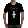 I Passed The Turing Test Alan Turing Geeky Enigma Computer Mens T-Shirt