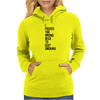 I Picked The Wrong Week To Quit Smoking Womens Hoodie