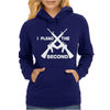 i plead the second Womens Hoodie
