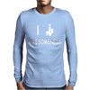 I Poop Awesomeness Mens Long Sleeve T-Shirt