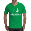 I Poop Awesomeness Mens T-Shirt