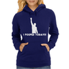 I Pooped Today Potty Toilet Womens Hoodie