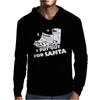 I PUT OUT For Santa Mens Hoodie