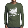 I PUT OUT For Santa Mens Long Sleeve T-Shirt