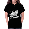 I PUT OUT For Santa Womens Polo