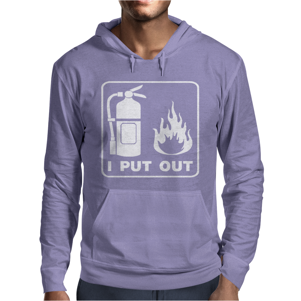 I Put Out Mens Hoodie