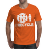 I Recycle Mens T-Shirt